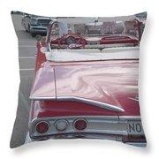 Chevrolet Impala Throw Pillow