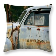 Chevrolet Navajo Throw Pillow