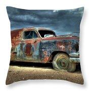 Chevrolet Sedan Delivery Throw Pillow