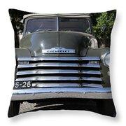 Chevrolet Thriftmaster Throw Pillow