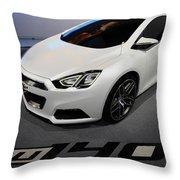 Chevrolet Tru 140s Concept Throw Pillow