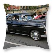 Chevy 1950 Throw Pillow
