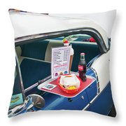 Chevy 2046 Throw Pillow