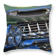 Chevy Low And Slow Throw Pillow
