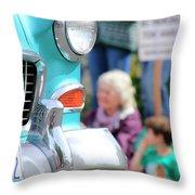 Chevy On Parade Throw Pillow