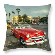 Chevy On The Prom  Throw Pillow