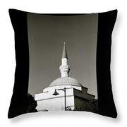 Chiaroscuro Istanbul Throw Pillow