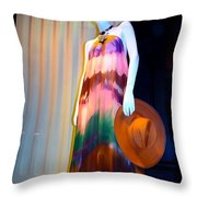 Chic Cherie Throw Pillow