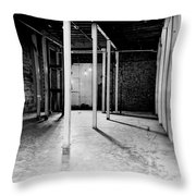 Chicago Pile-1, 1942 Throw Pillow