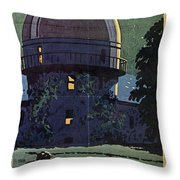 Chicago Poster, 1925 Throw Pillow by Granger