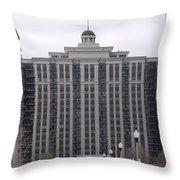 Chicago Street IIi Throw Pillow