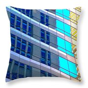 Chicago Structure 8 16 5 Throw Pillow