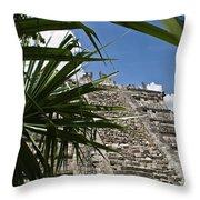 Chichen Itza 2 Throw Pillow