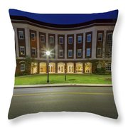 Chichester Science Center Throw Pillow
