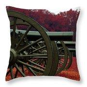 Chickamauga No 2 Throw Pillow