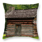 Chickamauga No 5 Throw Pillow