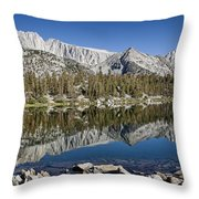 Chickenfoot Lake Throw Pillow