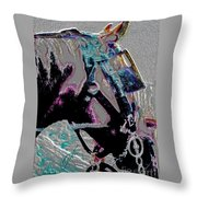 Chief 1 Throw Pillow