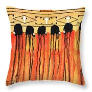 Chiefs Blanket Throw Pillow