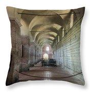 Chiesa Dei Santi Anastasio E Vincenzo Throw Pillow
