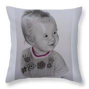 Child Throw Pillow