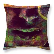 Child Of The Universe 2 Throw Pillow