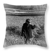 Childhood Adventures Throw Pillow