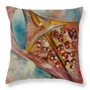 Childrens Top Throw Pillow by Gregory Dallum