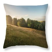 Chiloe Island Throw Pillow