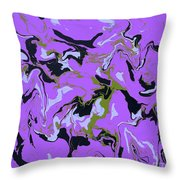Chimerical Hallucination - Rse94 Throw Pillow