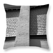 Chimney Throw Pillow