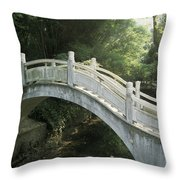 China, Guilin Throw Pillow