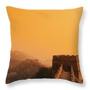 China, Mu Tian Yu Throw Pillow
