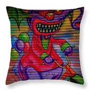 Chinatown Art Throw Pillow