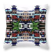 Chinatown Chicago 2 Throw Pillow