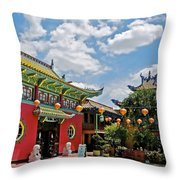 Chinatown Los Angeles #2 Throw Pillow