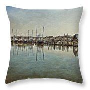 Chincoteague Bay Throw Pillow
