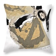Chine Colle Throw Pillow