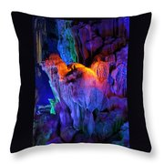 Chine's Beauty Throw Pillow