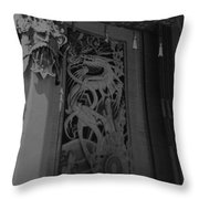 Chinese Theater  Throw Pillow