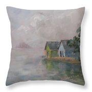 Chippewa Bay Throw Pillow