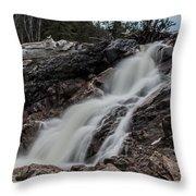 Chippewa Cascade Throw Pillow