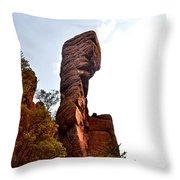 Chiricahua Mountaintop 006 Throw Pillow