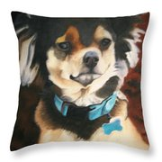 Chiwawa  Throw Pillow