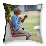 Choice Of A New Generation Throw Pillow