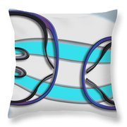 Choir Boys Throw Pillow