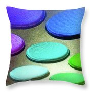 Choose Your Weapon Throw Pillow