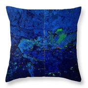 Chopin Nocturne Op. 9 No. 2 Throw Pillow