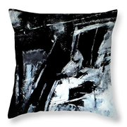 Chopin Nocturne Throw Pillow