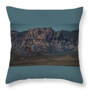 Chopper 13-1 Throw Pillow